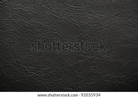 black leather texture for background See my portfolio for more - stock photo