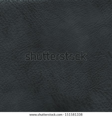 black  leather texture  for design-work - stock photo