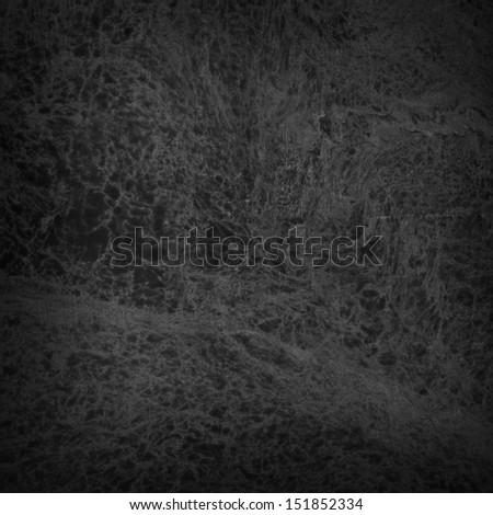 black marble - stock photo