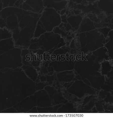 black marble - stock photo