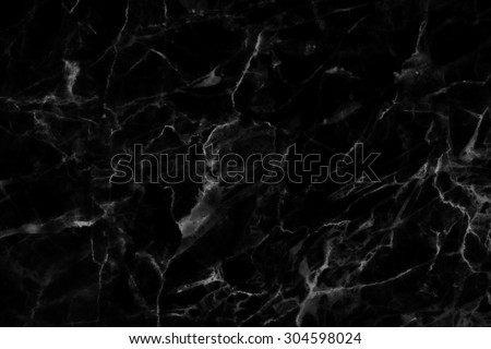 Black marble patterned (natural patterns) texture background, abstract marble texture background for design. - stock photo