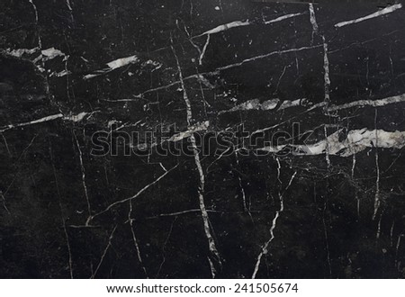 BLACK MARBLE TEXTURE - stock photo