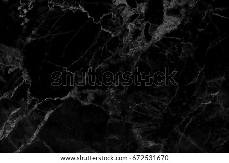 Black Marble Texture Background With Detailed Structure Beautiful And Luxurious Abstract In Natural