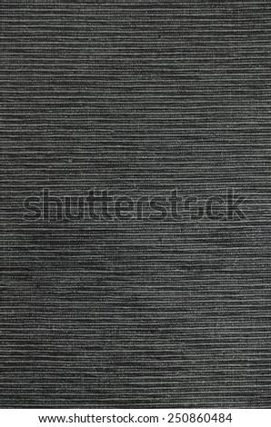 Black Mat, Detail, vertical / Black Mat - stock photo