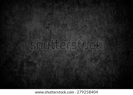 Black Metal - stock photo