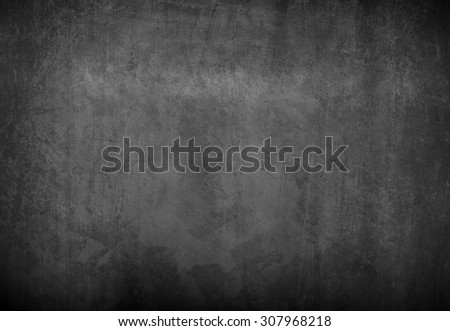 black metal background - stock photo