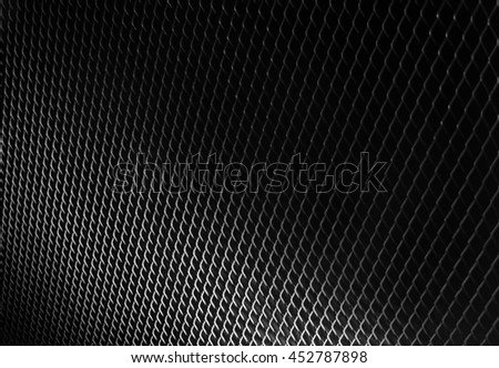 black metal background pattern texture black metal steel message board for text and message design