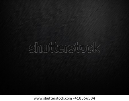 black metal texture background - stock photo