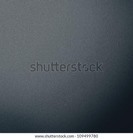 black metal texture, smooth dark background - stock photo
