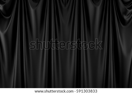 Black Curtain Texture curtain texture stock images, royalty-free images & vectors
