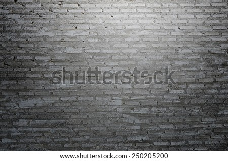 black modern stone wall background - stock photo