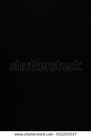 Black Paper texture and background for drawing and painting design