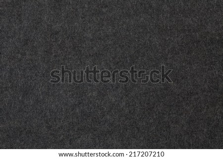 Black Paper Texture Background - stock photo