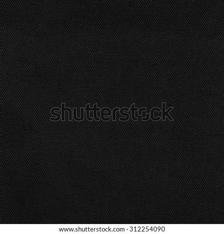black paper texture background diagonal lines pattern, denim fabric texture closeup - stock photo