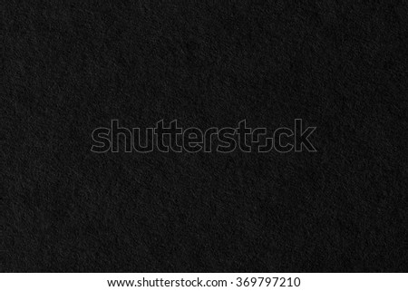 Black paper texture or background. Hi res photo. - stock photo