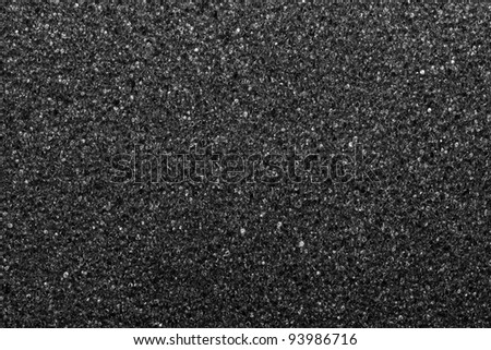 black parabosoms texture for background - stock photo
