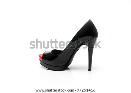 Peep Toe Shoes Stock Photos, Royalty-Free Images & Vectors ...