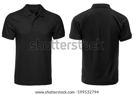 Black Polo Shirt Stock Images, Royalty-Free Images & Vectors ...