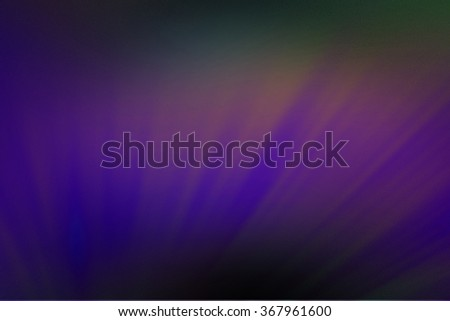 Black, purple and green tones used to create abstract background  - stock photo