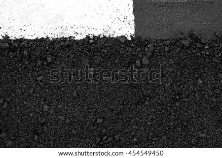 black road texture background