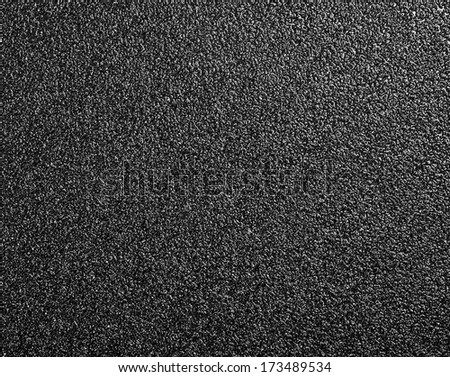 black sandpaper background