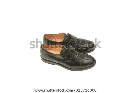 black shoes for boy baby shoes