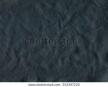 black skin texture - stock photo