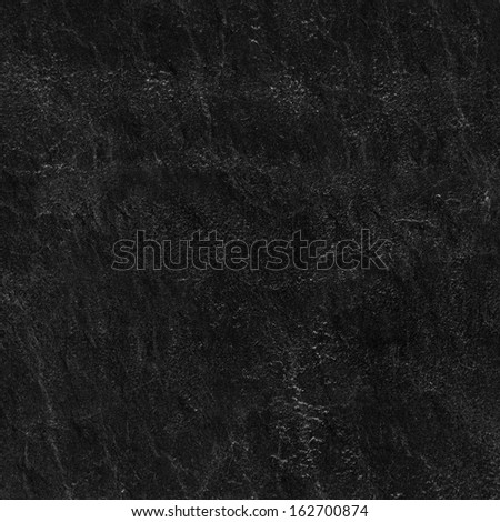 black stone or wall texture - stock photo