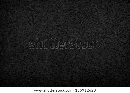 black stone texture background - stock photo