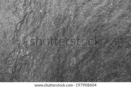 Black stone texture surface - stock photo