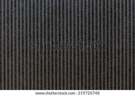 black stripe paper background - stock photo
