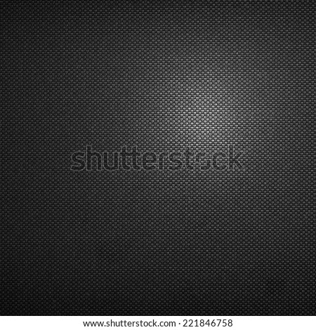 black texture of metal background