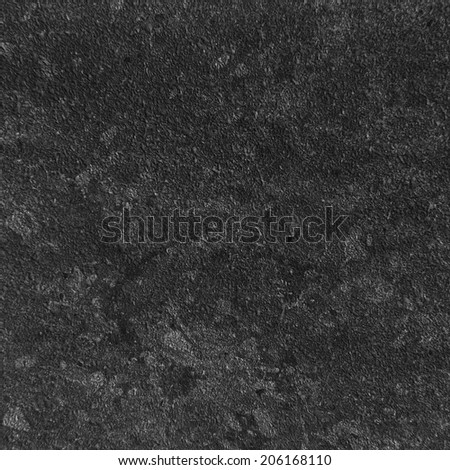 Black textured wall