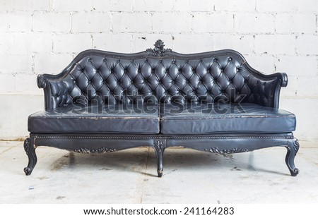 Vintage Sofa Stock Images RoyaltyFree Images Vectors