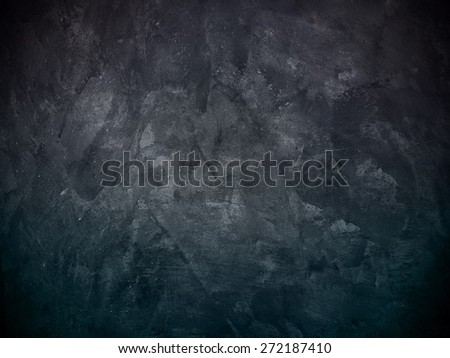 black wall - stock photo