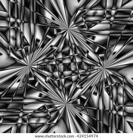 black-white background with a abstract pattern