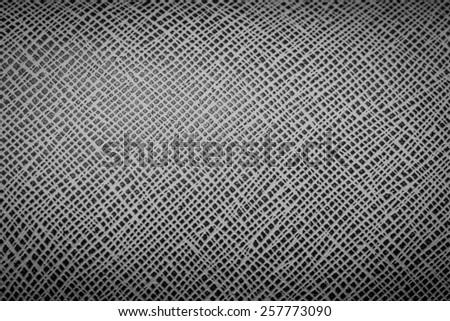 black & white textured background - stock photo
