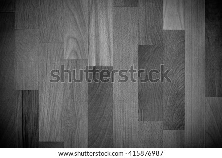 Black Wood Desk Background
