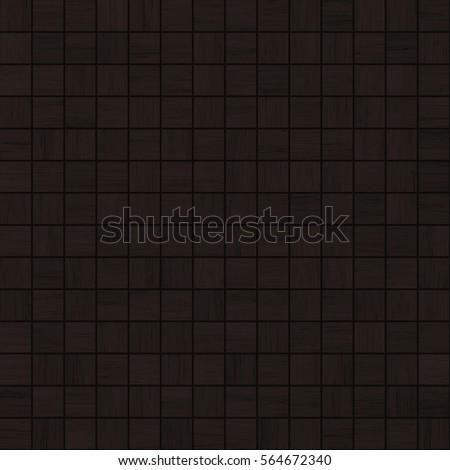 black wood mosaic tile seamless texture. Black White Wood Checker Tile Seamless Stock Photo 572010556