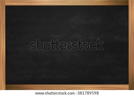 Blackboard Background - stock photo