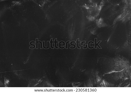 Blackboard./  Blackboard  - stock photo