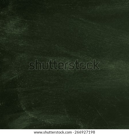 Blackboard./ Blackboard. - stock photo