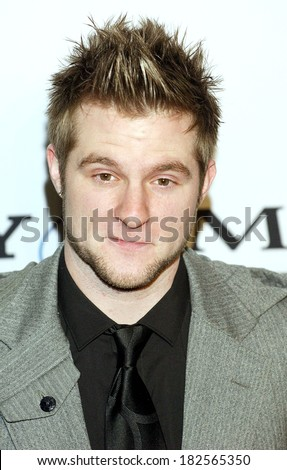 Blake Lewis at Clive Davis Pre-Grammy Party, Beverly Hilton Hotel, Los Angeles, CA, February 09, 2008 - stock photo