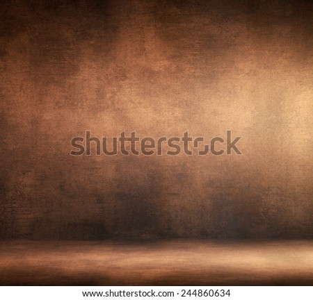 Blank background room. Place for advertisement text  - stock photo