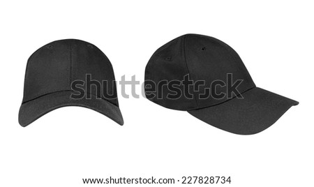 Blank baseball Cap - stock photo