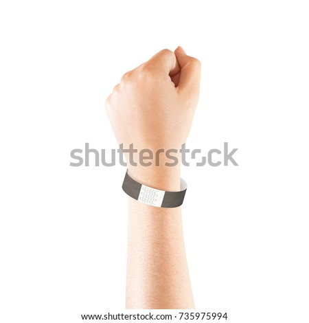 Wristband Stock Images, Royalty-Free Images & Vectors   Shutterstock