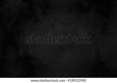 Blank Blackboard Background./ Blank Blackboard Background. - stock photo
