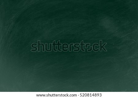 Blank Blackboard Background, Chalk rubbed out on blackboard, background for graphic, concept education