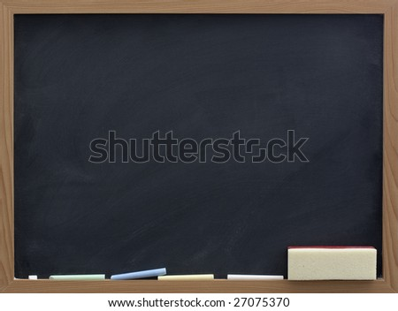 how to clean blackboard eraser