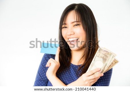 blank card, people holding card that can be replace with everything you want, namecard sign etc... shoot on isolated white background